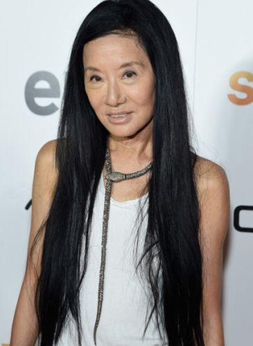 Vera Wang is defended by fans after she's 'skinny shamed ...  |Vera Wang