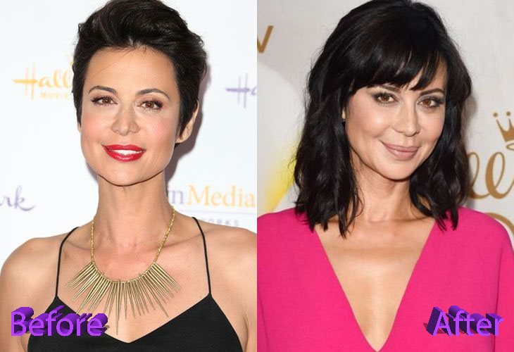 Happens. Let's Catherine bell boob job recommend